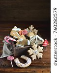 Gingerbreads In A Box With...