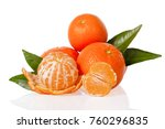 Orange Mandarines  Clementines...