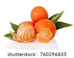 Orange Mandarines  Clementines...