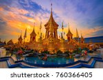 bangkok  thailand   november 15 ... | Shutterstock . vector #760366405