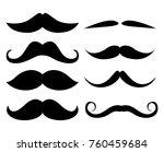 set of different black...   Shutterstock .eps vector #760459684