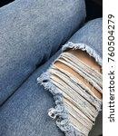 pants jeans fashion | Shutterstock . vector #760504279