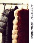 fashionable luxurious waist... | Shutterstock . vector #760518679