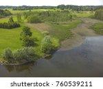 seachtnmoor  moor  dead trees... | Shutterstock . vector #760539211
