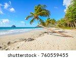 Caribbean Martinique Beach...