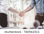 engineer designer and architect ... | Shutterstock . vector #760562311