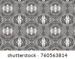 black  white design  beautiful  ... | Shutterstock . vector #760563814