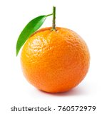Tangerine Or Clementine With...