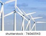 Power Generation Wind Farm 35m...