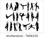 callan | Shutterstock .eps vector #7606210