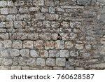 Aged Stone Wall