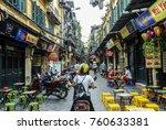 hanoi  vietnam. september. 12. ...   Shutterstock . vector #760633381