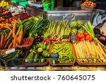 stockholm  sweden   june 11 ... | Shutterstock . vector #760645075