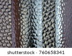 aluminium texture  background... | Shutterstock . vector #760658341
