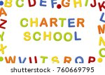 educational systems made out of ... | Shutterstock . vector #760669795