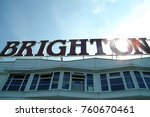brighton  england   july 16... | Shutterstock . vector #760670461