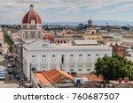 cienfuegos  cuba   february 11  ... | Shutterstock . vector #760687507