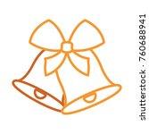 christmas bells icon    Shutterstock .eps vector #760688941