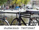 amsterdam  the netherlands ... | Shutterstock . vector #760710667