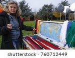 bonn  germany  november 14 ... | Shutterstock . vector #760712449