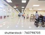 blur image background  of... | Shutterstock . vector #760798705