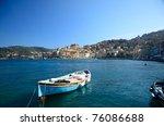 porto santo stefano  tuscany  | Shutterstock . vector #76086688