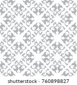abstract ornamental pattern  | Shutterstock .eps vector #760898827
