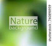 gradient beautiful blurry color ... | Shutterstock .eps vector #760898959