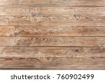 vintage shabby old wood texture ...   Shutterstock . vector #760902499