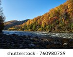 nature in different colors | Shutterstock . vector #760980739