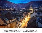 brasov  romania   4 february...   Shutterstock . vector #760983661