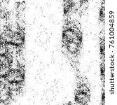 grunge black and white pattern. ... | Shutterstock . vector #761004859