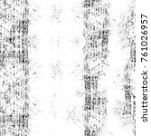 grunge black and white pattern. ...   Shutterstock . vector #761026957