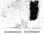 grunge black and white pattern. ... | Shutterstock . vector #761050369