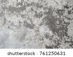 cement texture loft style... | Shutterstock . vector #761250631