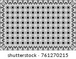 black and white pattern for... | Shutterstock . vector #761270215