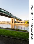 Small photo of Queen Alexandra Bridge (1909), spanning the River Wear in Sunderland