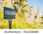 dverghamrar in iceland | Shutterstock . vector #761328385