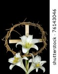 Crown Of Thorns With Easter...