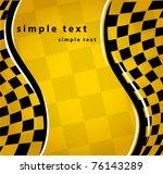 checkered background. eps10   Shutterstock .eps vector #76143289
