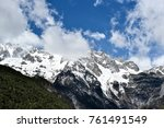 Jade Dragon Snow Mountain In...