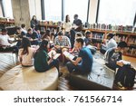 diverse education shoot | Shutterstock . vector #761566714