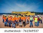 kuala lumpur  malaysia  ... | Shutterstock . vector #761569537