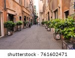 rome  italy   march 17  2016 ... | Shutterstock . vector #761602471