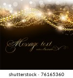 elegant background with place... | Shutterstock .eps vector #76165360