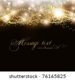 elegant background with place... | Shutterstock .eps vector #76165825