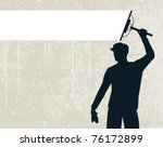 Editable Vector Silhouette Of ...