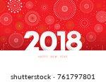 vector illustration of ... | Shutterstock .eps vector #761797801