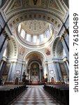 Hungarian Esztergom Basilica...