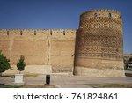 arg of karim khan citadel ...   Shutterstock . vector #761824861